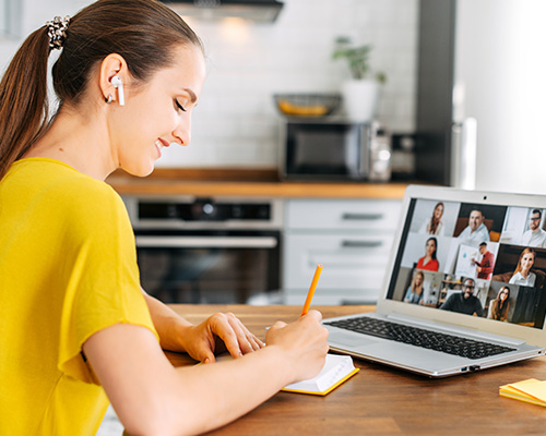 Work Better Together with Remote Working